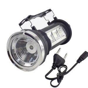 Powerful Led Flashlight Solar