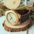 37mm bobo bird top marca de luxo relógios das mulheres de bambu relógios para senhoras presentes relógio de pulso relogio feminino