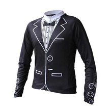 2016 Men's Sport Cycling Jersey Quick Dry Bike Bicycle Motocross Jacket Shirt Bicicleta Clothing Ropa Maillot Ciclismo Hombre недорого