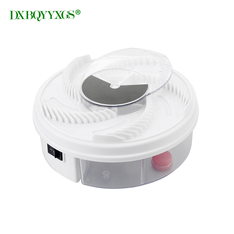 DXBQYYXGS eléctrico USB automático Flycatcher trampa de moscas control de Plagas catcher mosquito volador mosca mata insectos trampas