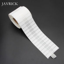1500 Pcs Labels Barbell Printer Compatible Jeweller Repair Price Identification Tags Jewelry Tools(China)