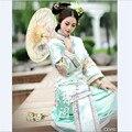 Традиционный Китайский Красивый Танец Платье Hanfu Династии Китайский Костюм Древняя Китайская тан Костюм Hanfu Hanfu Платья