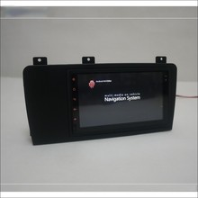 Para VOLVO XC70/V70/S60-Radio Car Stereo Android APLICACIÓN de NAVEGACIÓN NAVI Mapa del Sistema de Navegación Multimedia W/O Radio CD Reproductor de DVD