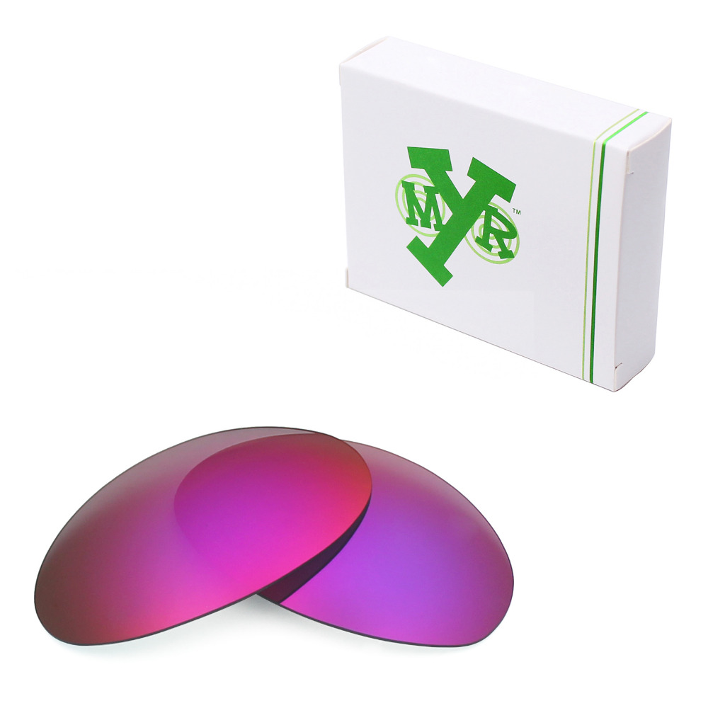 53d8a4d6b26 Mryok POLARIZED Replacement Lenses for Oakley Romeo 1 Sunglasses Midnight  Sun