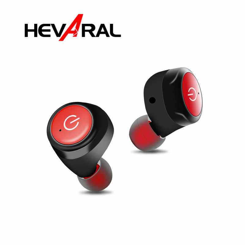 6c5a7847c1a TWS True Wireless In-ear Bluetooth Invisible Earphone Stereo Music Headset  Hands-free with