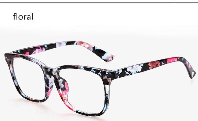 Brand Designer Spectacle Optical Glasses Frame Anti-radiation Computer Glasses glasses frames for women Oculos De Grau 1