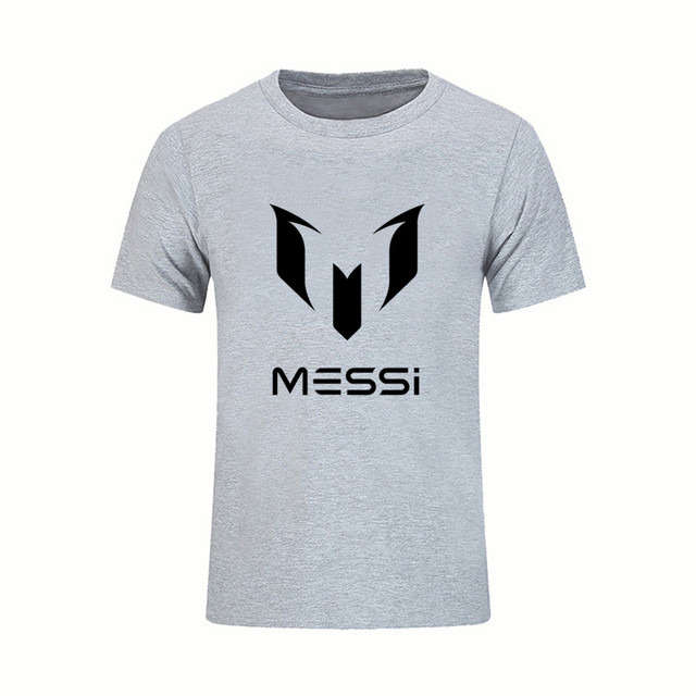 6c475d44 Brand 2018 Lionel Messi Shirts Barcelona Men's Short sleeve Messi funny t  shirt 100% cotton tshirt Tops Argentina fans tee shirt