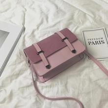 Vintage Fashion Handbags 2019 PU Leather Womens Designer Handbag Matte Arrow Stereotypes Ahoulder bag Square Phone