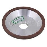 CNBTR 15cm OD Cup Bowl Shape Grinding Wheel Grit 150 Cutting Tool Diamond Width 1cm