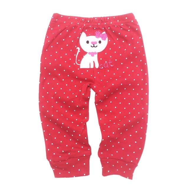 Фото 5 шт/лот; штаны для маленьких мальчиков и девочек; хлопковые