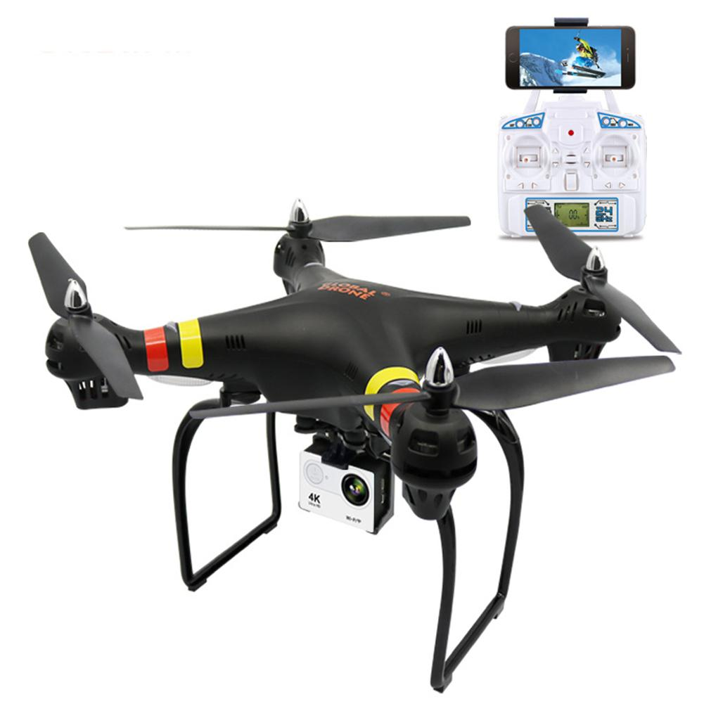LeadingStar GW180 RC Quadrocpter Drone with 4K WIFI HD CAMERA Remote Control Helicopter Children Toy professiona rc drone wifi hd camera video remote control toys uadcopter helicopter aircraft plane toy children gift toy