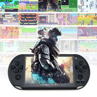 Hot Sale Handheld Game For GBA Games Consoles Built In 3000 Classic NES Games MP5 Child