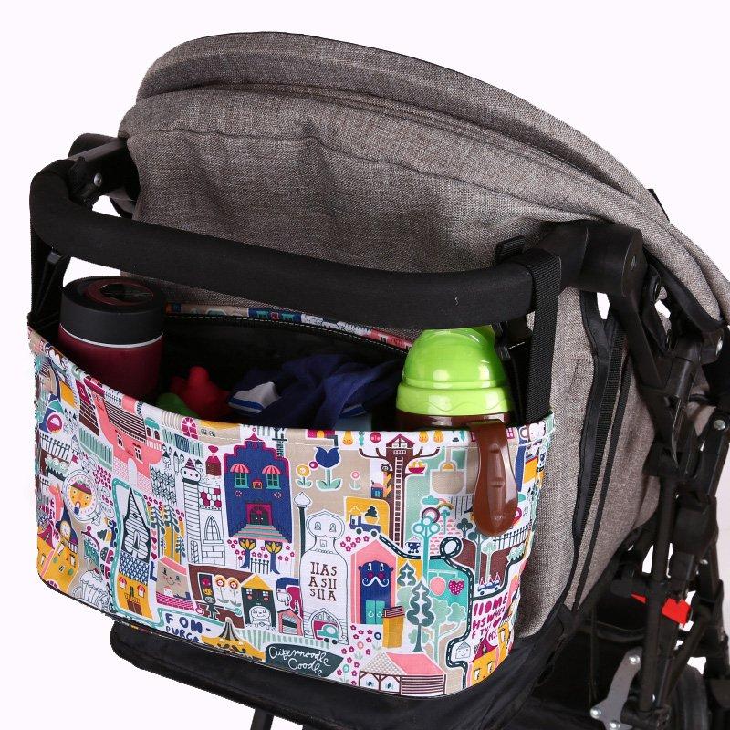 Infant Baby Stroller Organizer Bag Multi-Function Waterproof Bag Storage Kids Toddlers Baby Travel Nappy Bag Q1Infant Baby Stroller Organizer Bag Multi-Function Waterproof Bag Storage Kids Toddlers Baby Travel Nappy Bag Q1