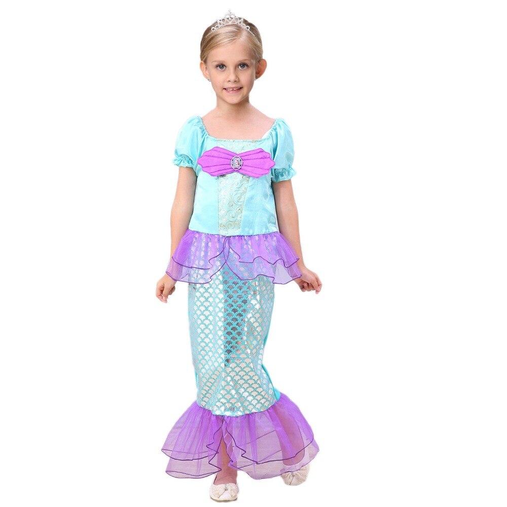 Online Get Cheap Kids Ariel Costume -Aliexpress.com | Alibaba Group