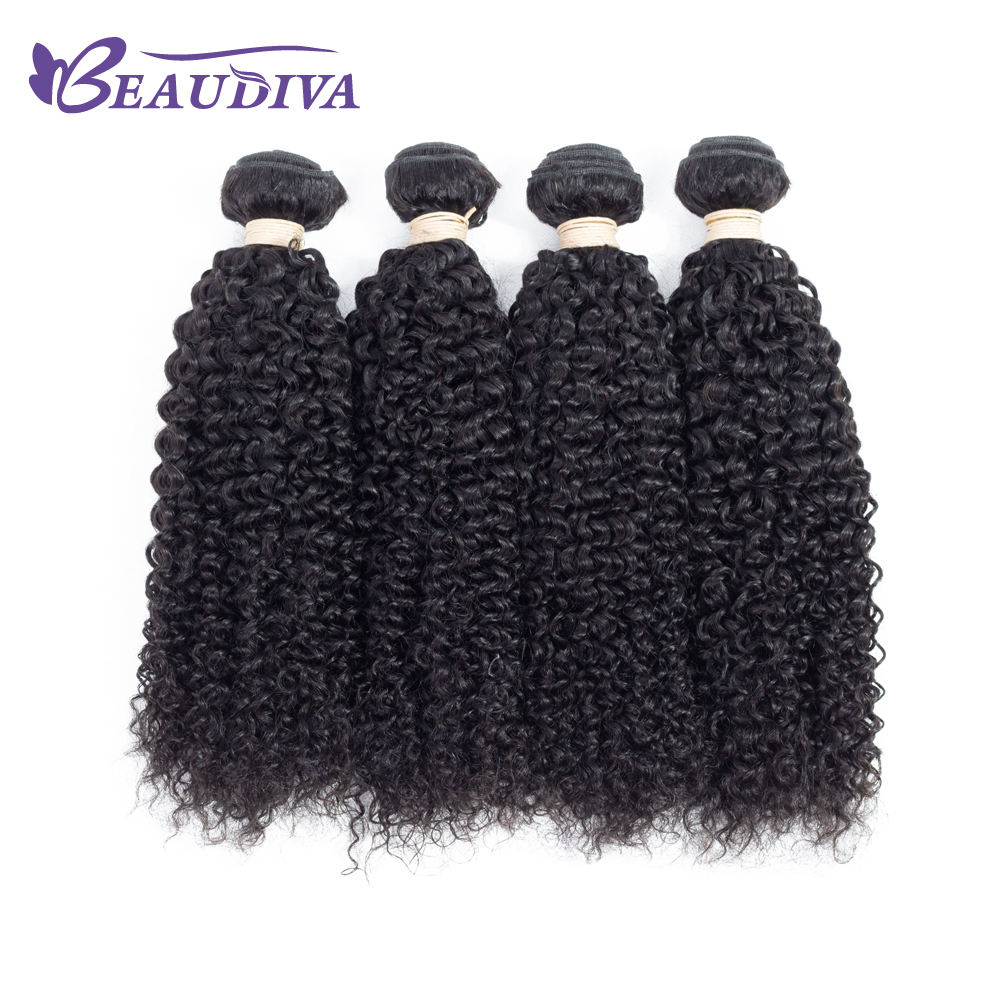 Unparalleled Beau Diva Afro Kinky Curly Hair Brazilian Hair Weave