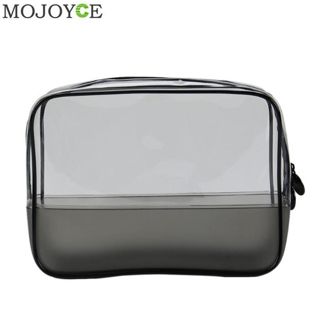 Women Pvc Transpa Cosmetic Bag Waterproof Plastic Travel Environmental Protection Storage Bags Makeup Organizer