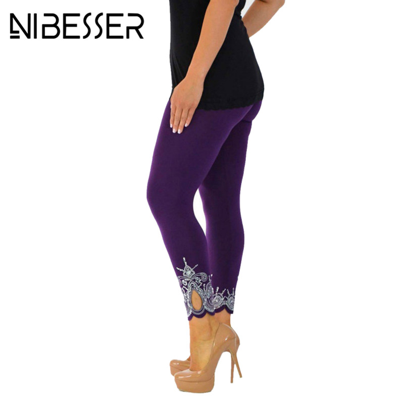 NIBESSER Women Autumn Leggings Fashion Skinny Leggins font b Pant b font font b 2017 b