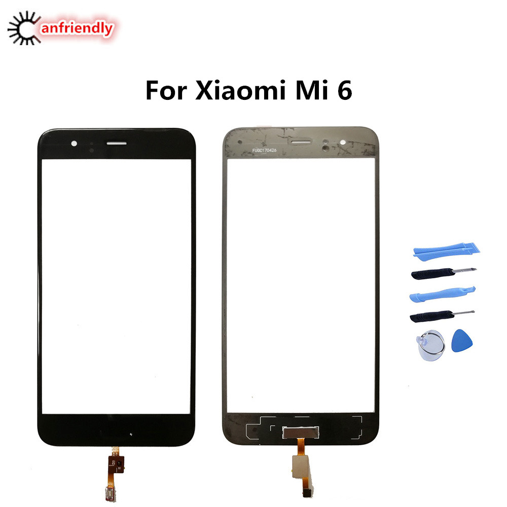 For Xiaomi Mi 6 Mi6 Touch Screen Repair Replacement Touch Panel Phone Accessories Front Glass Parts For Xiaomi 6 Touch ScreenFor Xiaomi Mi 6 Mi6 Touch Screen Repair Replacement Touch Panel Phone Accessories Front Glass Parts For Xiaomi 6 Touch Screen
