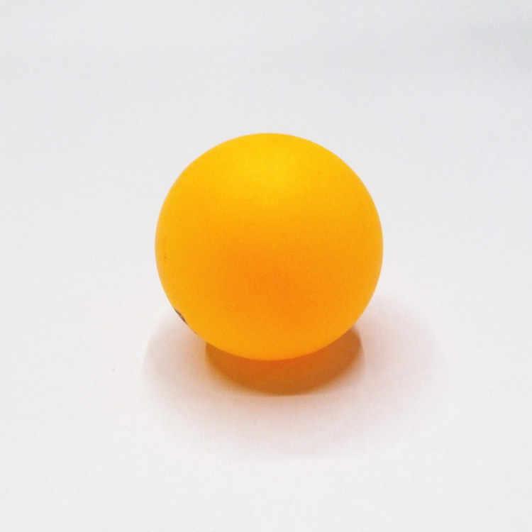 Nowy 10 sztuk/partia tenis Ping Pong piłki 4cm piłki tenis stołowy piłki treningowe biały i żółty 2 kolory mogą wybrać GYH