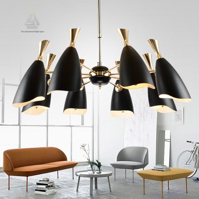 Us 312 86 19 Off Hotel Hall Nordic Suspension Lighting Fixtures Pendant Light Modern Lamp Fixture Dining Room Living In