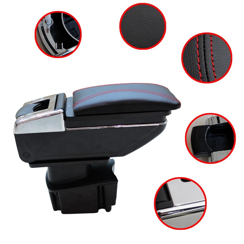Reposabrazos para automóvil Consola central Caja de almacenamiento - Accesorios de interior de coche - foto 4