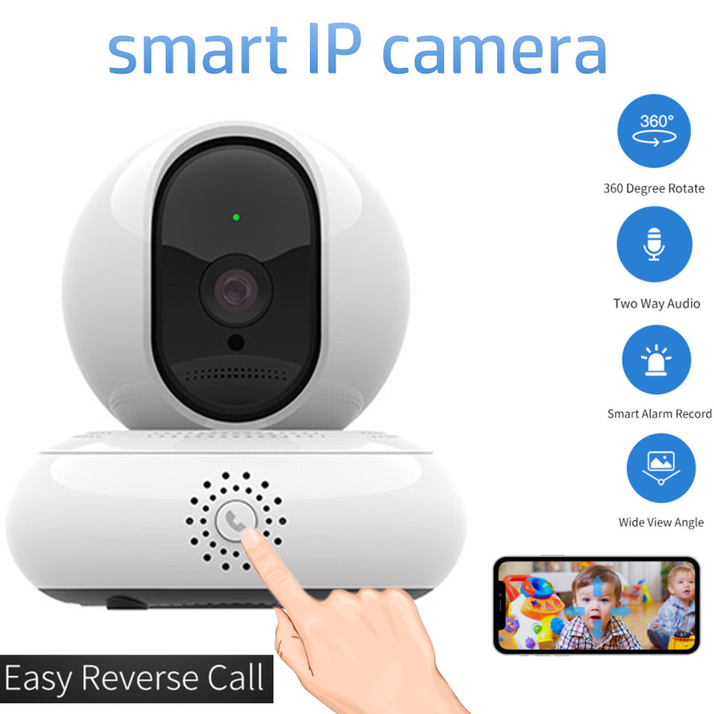 360 Degree Home Security IP Camera Wifi 2.0MP HD Mini Wireless Camera Smart IP CCTV Camera360 Degree Home Security IP Camera Wifi 2.0MP HD Mini Wireless Camera Smart IP CCTV Camera