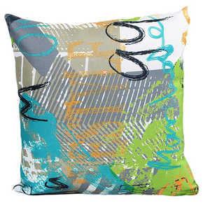 Image 5 - Novel Printed Pattern Pillowcases Cover Super fabric Home Bed Decorative Throw Bedding Pillow Case