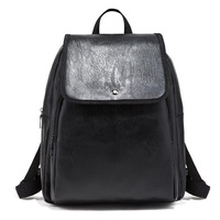 women backpack leather PU school backpacks for teenage girls large capacity shoulder bags for ladies high quality