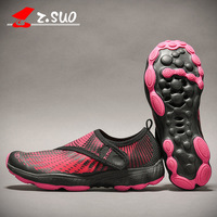 2019 summer couple outdoor wading sneakers low to help breathable mesh lazy shoes casual quick drying hiking flat with