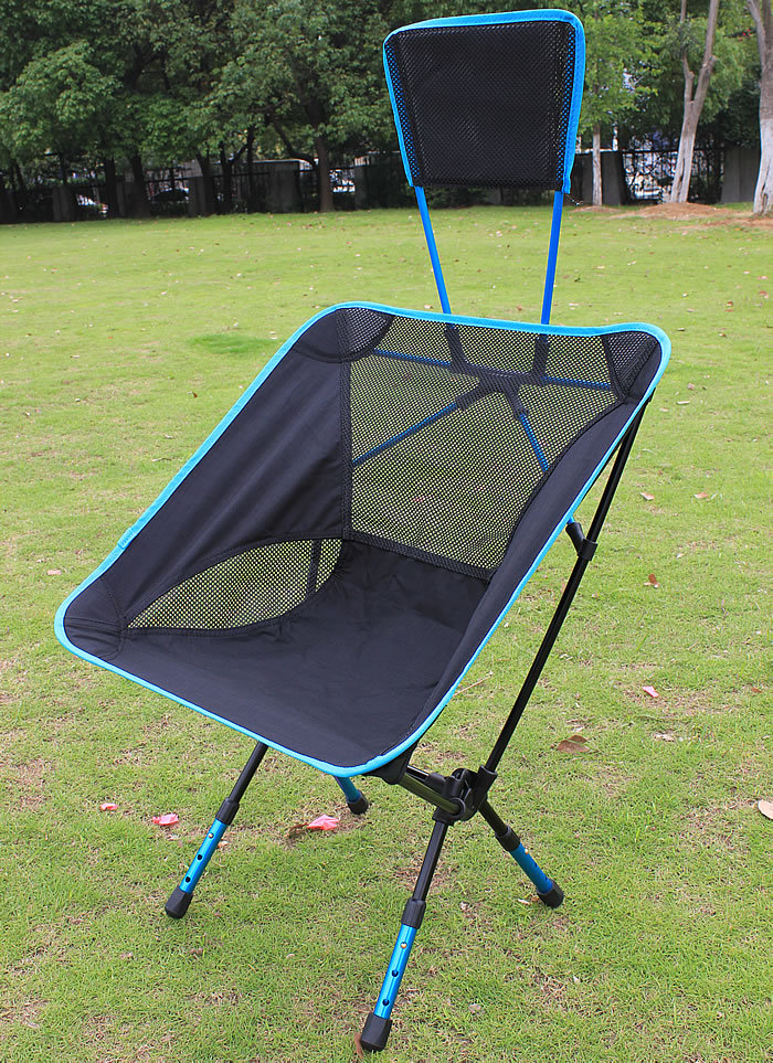 New Portable Outdoor Folding Chair Bungee Chair For Fishing Beach Back Yard Patio Lawn Camping Camp