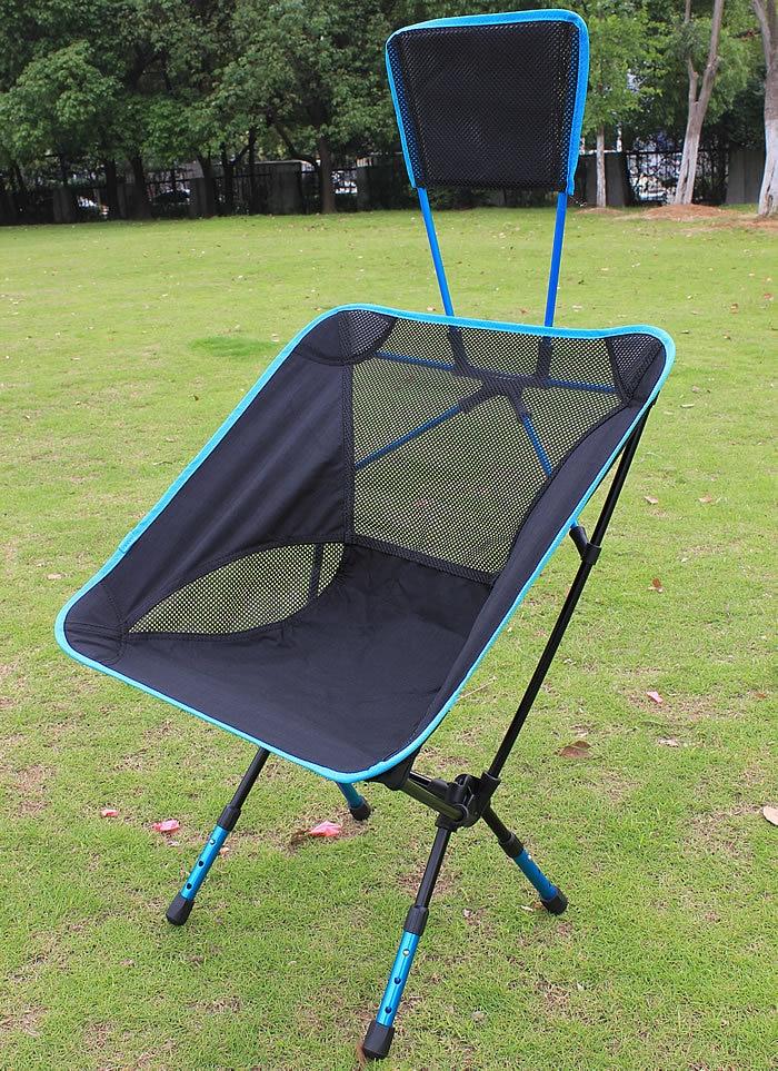 nueva bungee silla de pesca de playa silla plegable portable al aire libre patio trasero patio