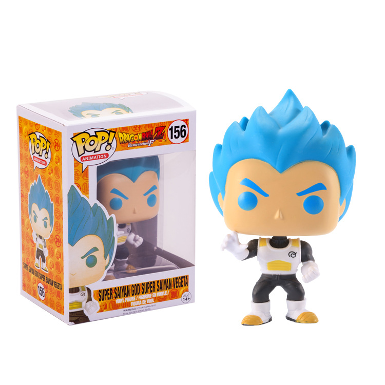 Funko pop Official Amine Dragon Ball Vinyl Action Figure Collectible Model Toy 22
