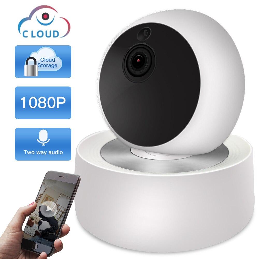 SDETER Cloud 2MP 1080 p CCTV Wireless WIFI IP Camera Home Security Camera Surveillance Wifi Nachtzicht 2 Weg Audio babyfoon-in Beveiligingscamera´s van Veiligheid en bescherming op AliExpress - 11.11_Dubbel 11Vrijgezellendag 1