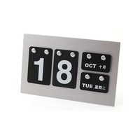 2019 DIY Calendar Table Calendar Card Business Calendar School Supplies