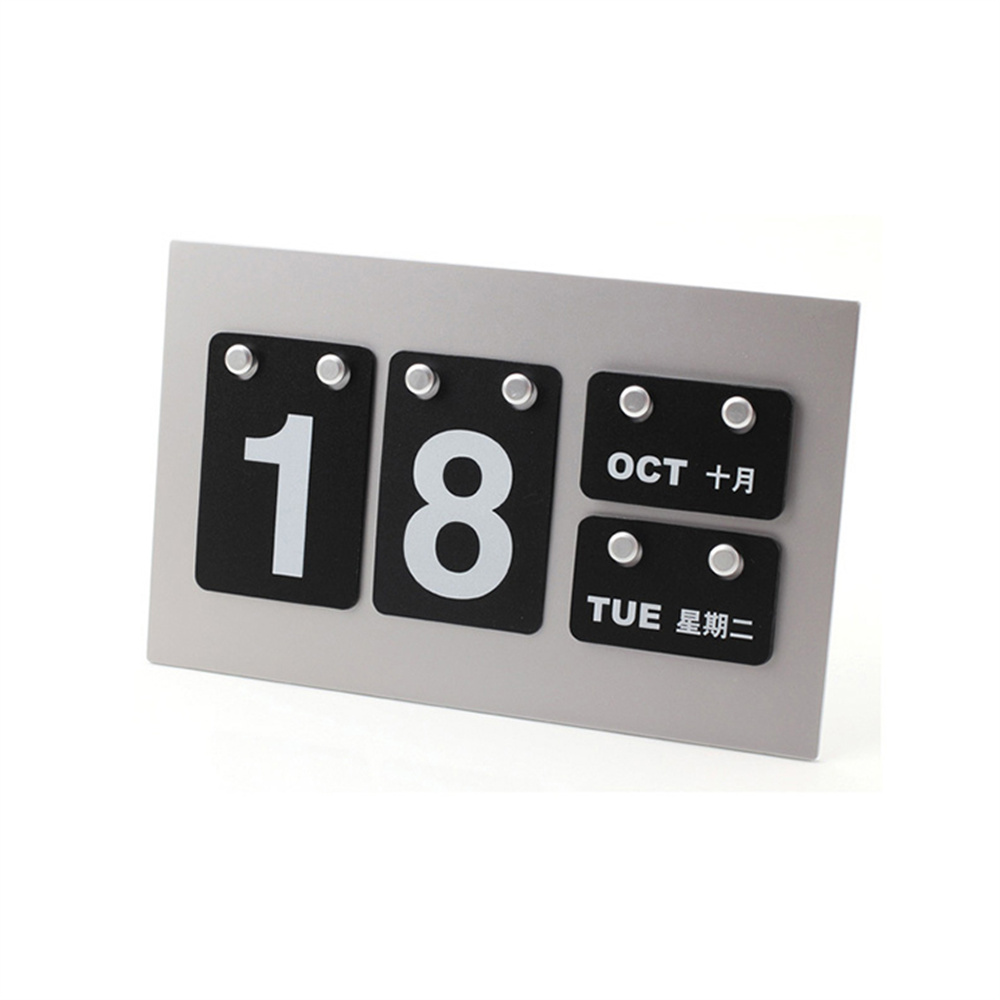 2019 bricolage calendrier Table calendrier carte Business calendrier fournitures scolaires