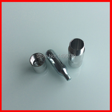 New Arrival Smoking Pipe 4Colors for Sale 120pcs n2o cream whipper cracker For Cream Charger