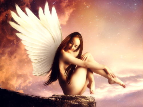 Image result for naked angel