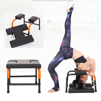 Inversion Yoga Upside Chair Indoor Gym Fitness Equipment Anti Gravity Building Training Machine Handstand machine HW109