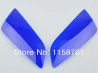 Blue Headlight Lens Cover For Honda CBR600RR CBR 600RR 2003 2004 2005 2006 CBR1000RR 1000 RR