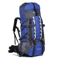 FEEL PIONEER Waterproof Nylon Backpack Men Women Sport School Back Bags Camping Hiking Pack Ski Backpack