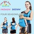 New baby перевозчик рюкзак новый эргономичный слинг дышащий многофункциональный Ребенка удобная слинг кенгуру ребенка сумка BD0001