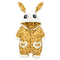 Autumn Winter Newborn Baby Clothes Unisex Halloween Clothes Boy Rompers Kids Costume For Girl Infant Jumpsuit 3 9 12 Month