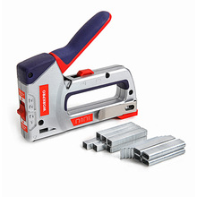 Workpro 4 IN 1 Riveter Gun Hand Riveter Heavy Duty Staple Gun Nail Staple Gun for Wood archpole стол naturale staple 1
