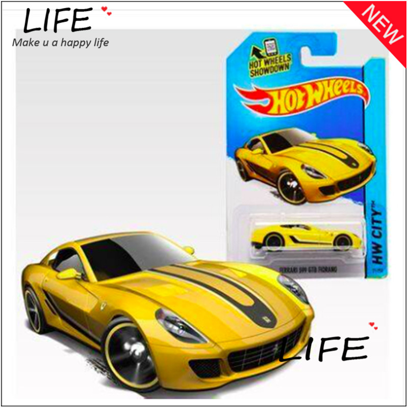 free shipping alloy cute yellow roadster diecast cool cars models kids toys wholesale hot sale metal