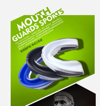 Ortodontia Childrens snap on smile braces teeth orthodontic Adult Taekwondo Sanda Fighting Boxing Sports Tooth Braces