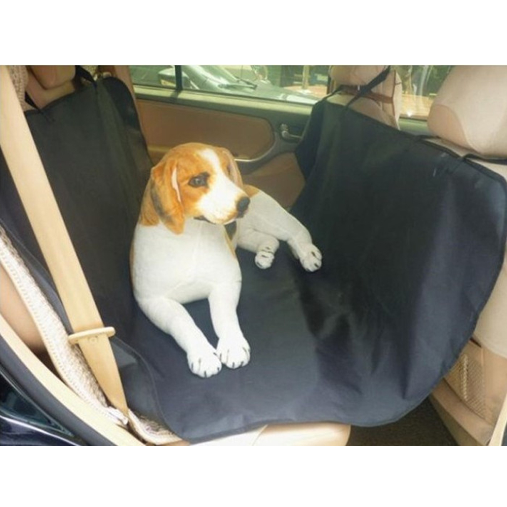 120*150cm Washable Pet Seat Cover Cat Dog Car Mats Waterproof Dog Bed Seat Cover Rear Bench Blanket Beds Cushion Protector Pad