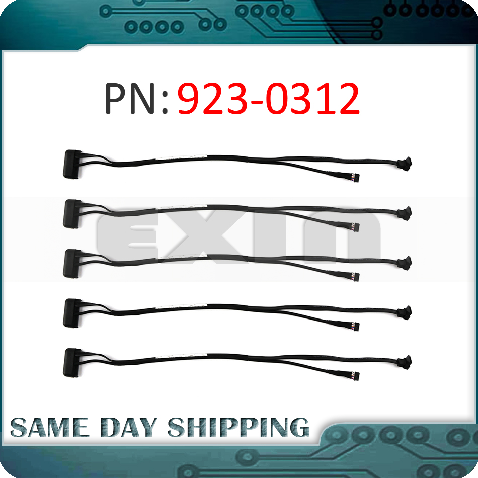 10Pcs Lot New A1419 SSD HDD Cable for iMac 27 A1419 Solid State Hard Drive Data