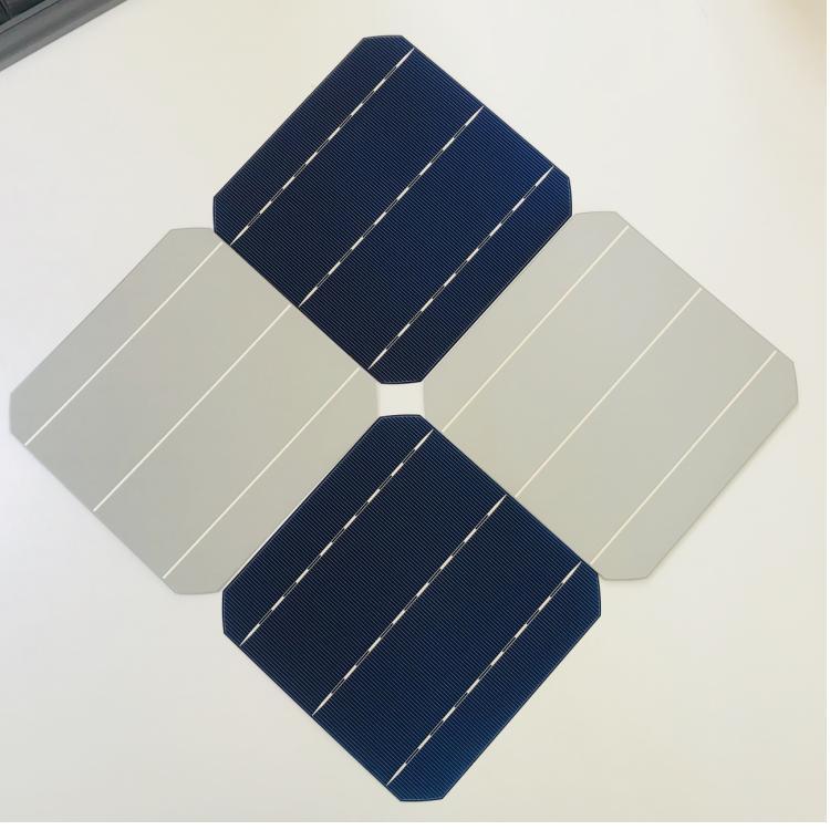 Allmejores 25 pces monocristalino célula solar 0.5