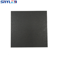 HD Indoor P2.5 LED Modules 160*160mm P2.5 LED Display LED Panels 1/32 scan with High refresh IC