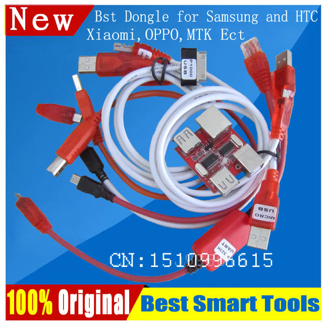 BST dongle for HTC SAMSUNG Xiaomi Oppo unlock screen S6,S7